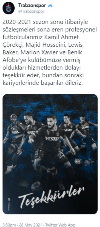 trabzonspor da buyuk temizlik 5 futbolcu ile 14163176 9952 m