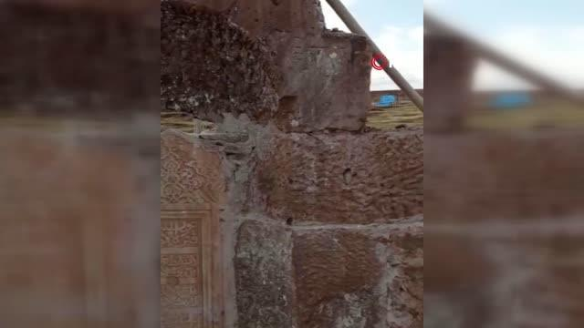 300 yillik tarihi camideki kitabe gun yuzune 14165931 o