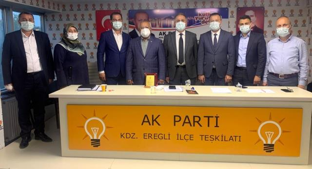 AK Parti Ormanlı Belde yönetimi değişti