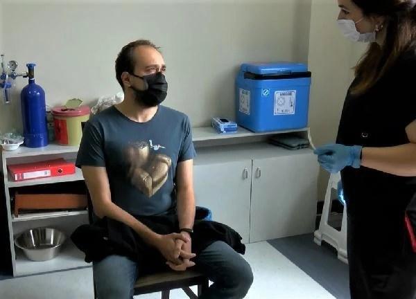 Ankara'da aile sağlığı merkezlerinde Biontech uygulaması başladı