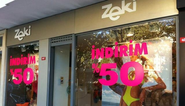 Bir döneme damga vuran dünyaca ünlü Türk markası Zeki Triko, son mağazasını da kapattı