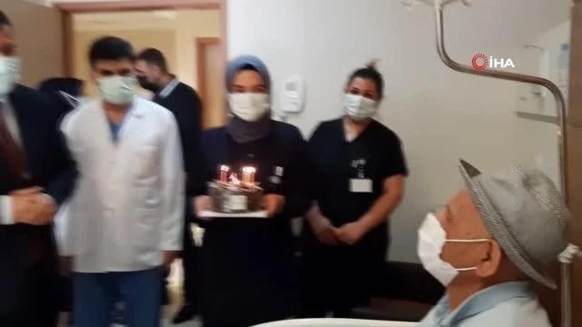 ilk dogum gunu pastasini 81 yasinda hastanede 2 14193160 o