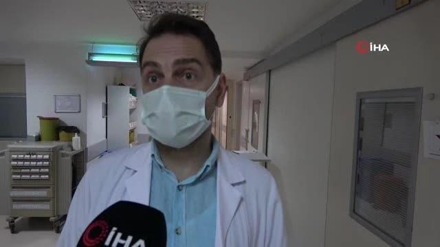 """Son dakika... Prof. Dr. Selçuk Kaya: """"Kapanma ve kısıtlamalar KKKA vaka sayısını azalttı"""""""