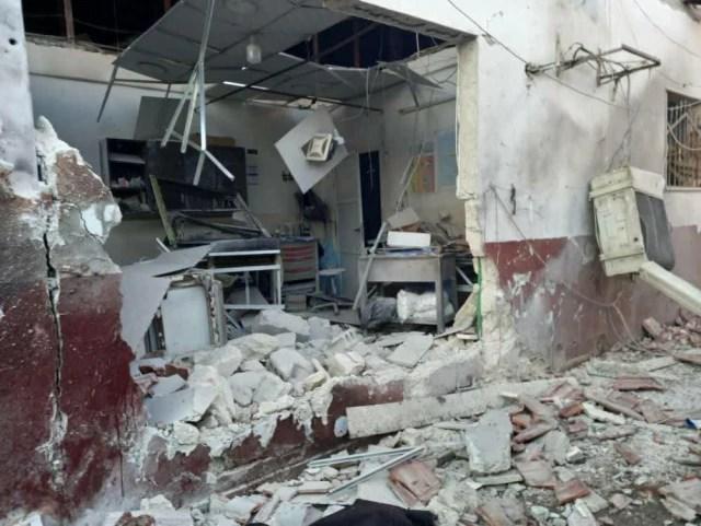 Son Dakika: PKK'nın Afrin'de hastaneye düzenlediği saldırıda 13 sivil hayatını kaybetti, 27 sivil yaralandı