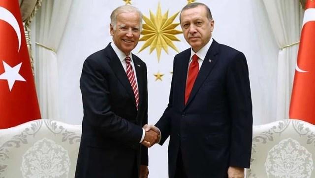 Kritik görüşmeye saatler kaldı! Cumhurbaşkanı Erdoğan ve Biden saat 18.00'de bir araya gelecek