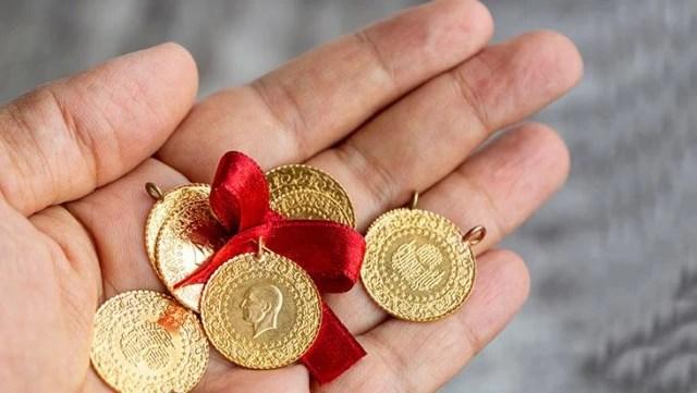 Güne yükselişle başlayan gram altın 513 liradan satılıyor