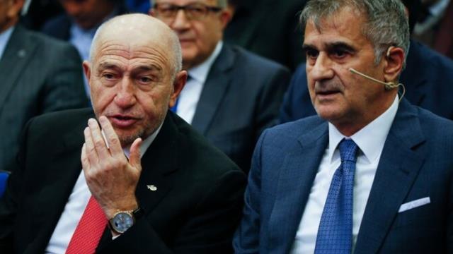 Riva'da kritik zirve! Yolların ayrılacağı konuşulan Şenol Güneş, TFF Başkanı Özdemir'le görüştü