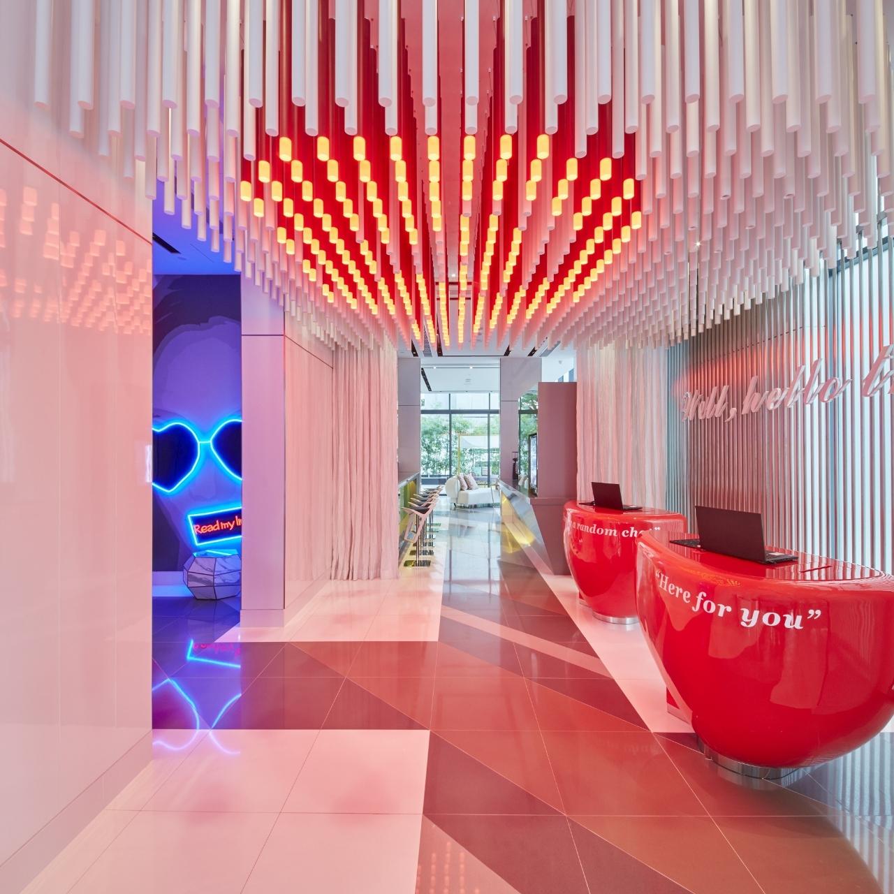 hotel oakwood studios singapore