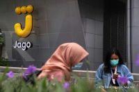 Bank Jago segera rights issue Rp 7,05 triliun