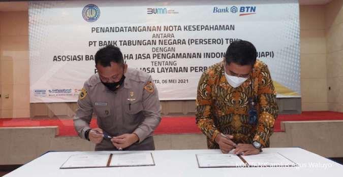 Gandeng asosiasi, BTN bakal salurkan fasilitas KPR ke 1,6 juta satpam di Indonesia