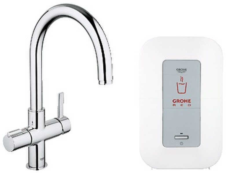 ᐈ grohe red duo best price