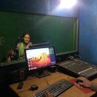 iPhoneography -  Radio Ramaroshan