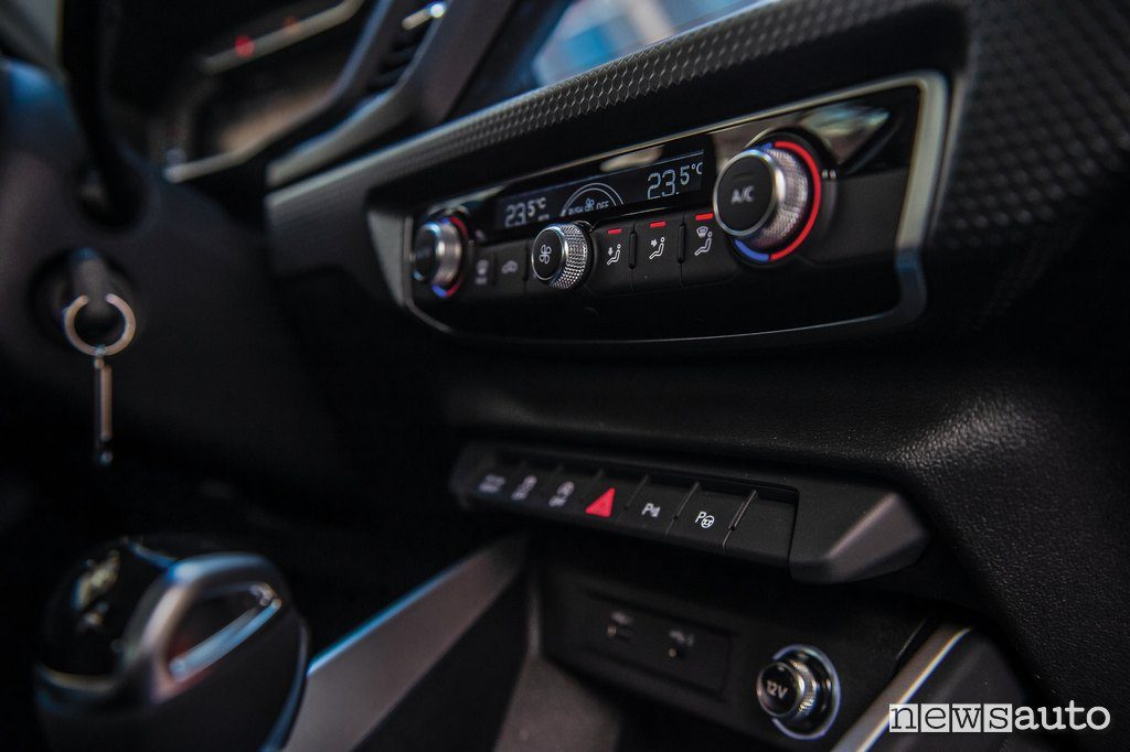 car air conditioning to lower the temperature of the passenger compartment should be used in moderation