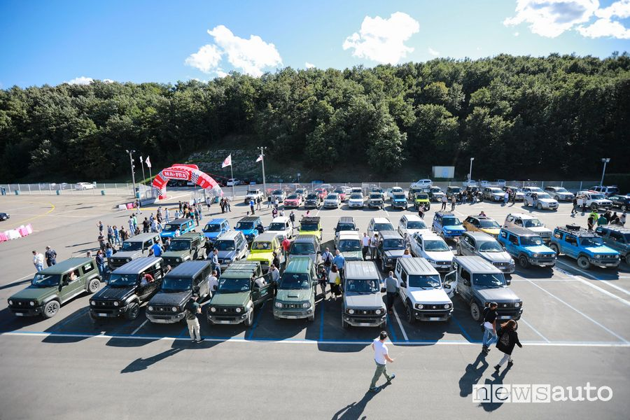 Registration for the 10th Suzuki 4x4 Rally, how to participate