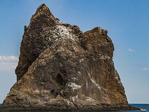 Крым, Коктебель, Кара-Даг, Золотые ворота. Фото Николая Ефремова