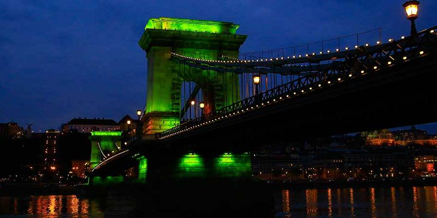 Chain Bridge Green