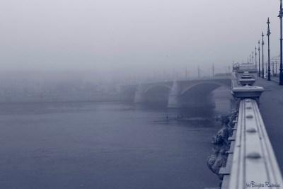 Chain Bridge Blue