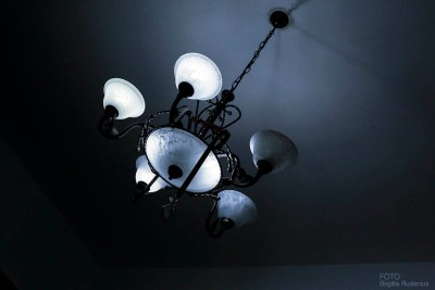 Flitens lampa lyser fortfarande