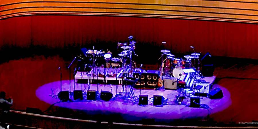 Event - Snarky Puppy at MÜPA, Budapest.