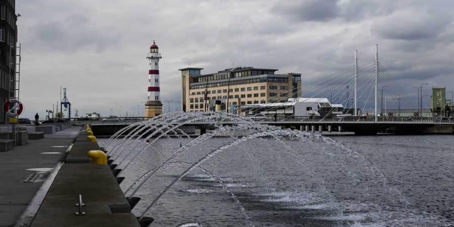 Malmö hamn.