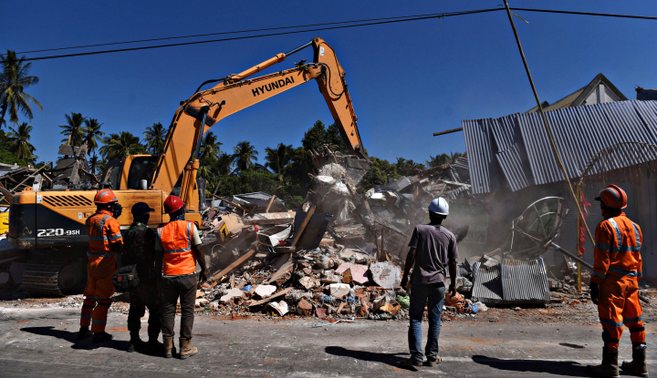 Foto Berita Jepang Gelontorkan Rp5,2 M untuk Pemulihan Lombok