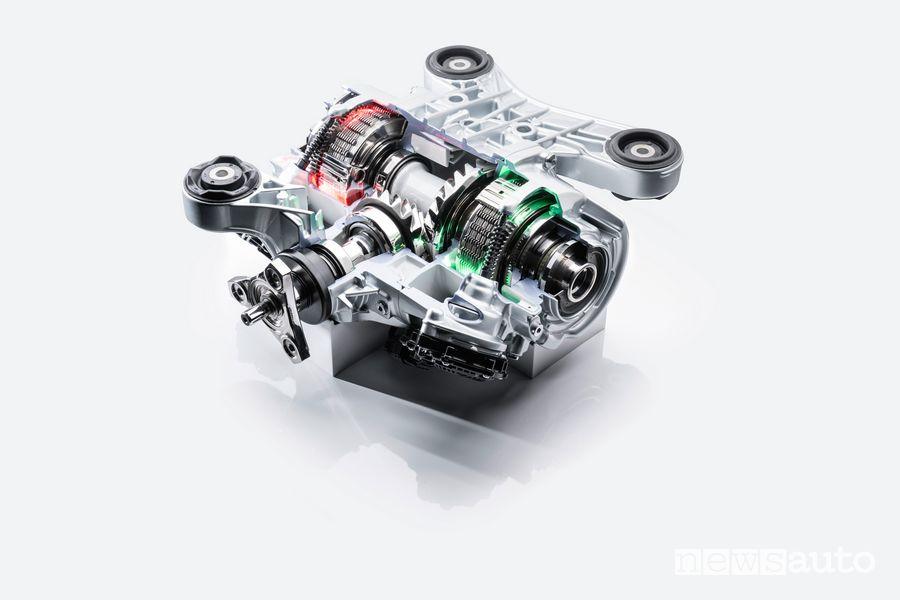 RS Torque Splitter Audi RS 3 technology