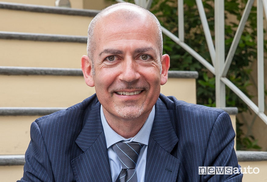 Andrea Cardinali, Director General of UNRAE, the Association of Foreign Car Manufacturers