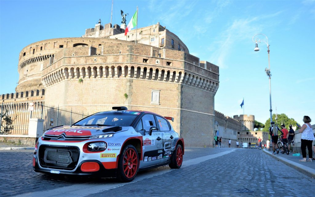 Rally of Rome 2021 ceremony scheduled at Castel Sant'Angelo