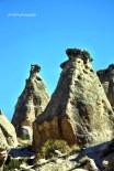 Mushroom shape, Cappadocia, Turkey