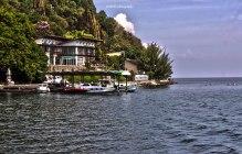 Hotel Tiara Bunga. Located: Balige, North Sumatera, Indonesia
