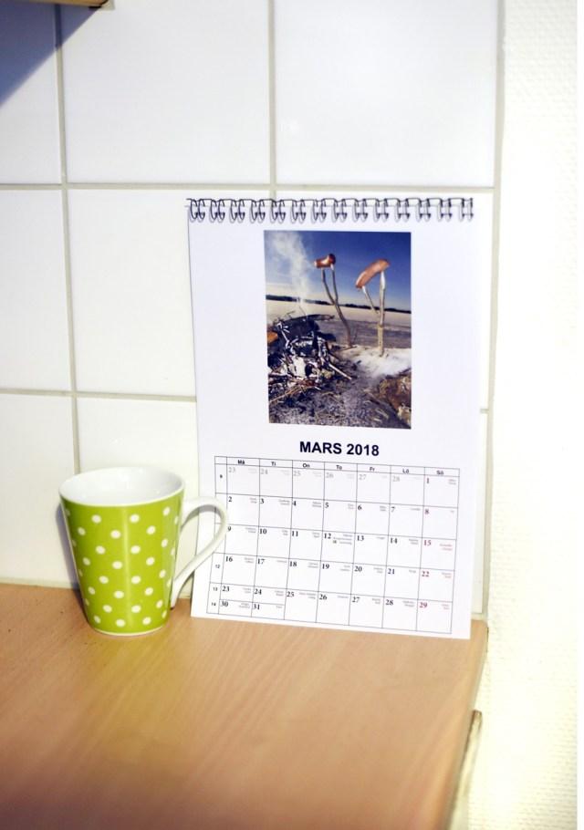 dags att beställa kalender