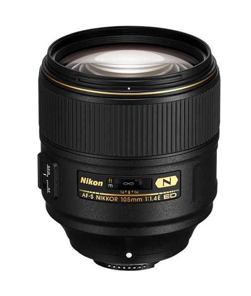 AF-S Nikkor 105mm
