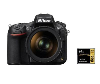 Nikon D810 - kampanj