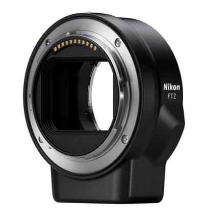 Nikon FTZ-adapter