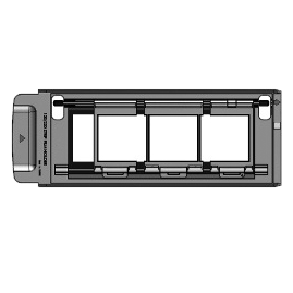 Plustek filmhållare för mellanformat 6x6, OpticFilm 120