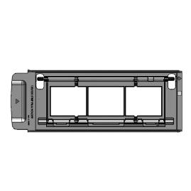 Plustek filmhållare för mellanformat 6x7, OpticFilm 120