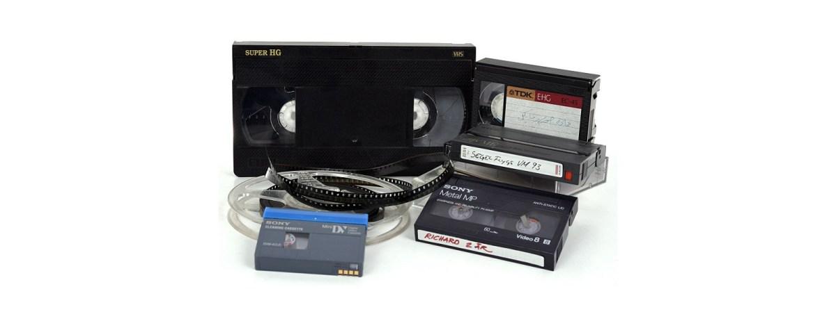VHS till DVD