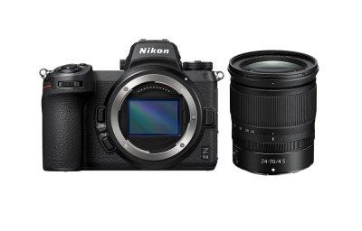 Nikon Z6 II+24-70/4,0