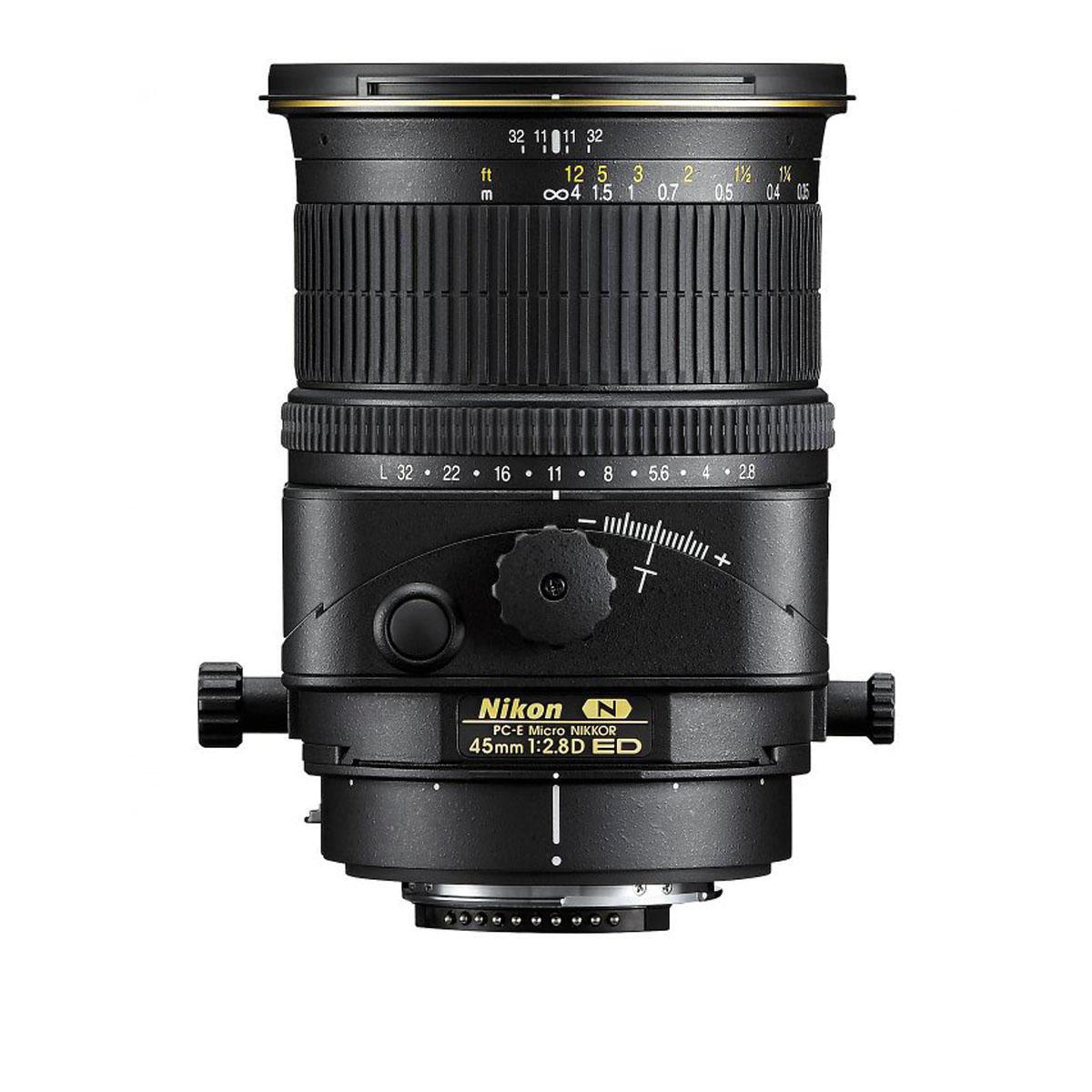 F 45mm Nikkor 2 8d Nikon Ed Micro Pce