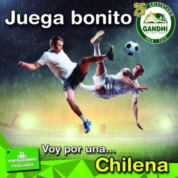 chilena122x122 vinil