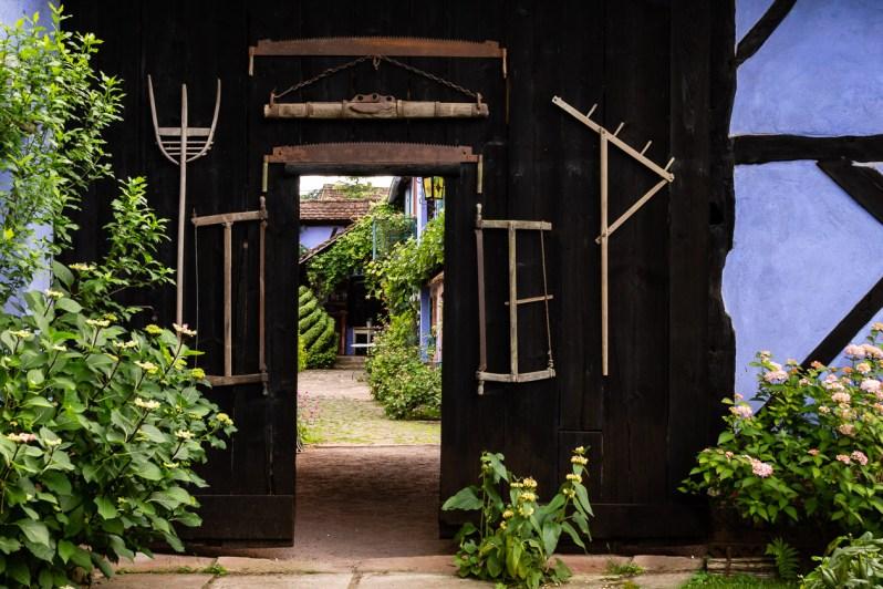 Jardins de la Ferme Bleue