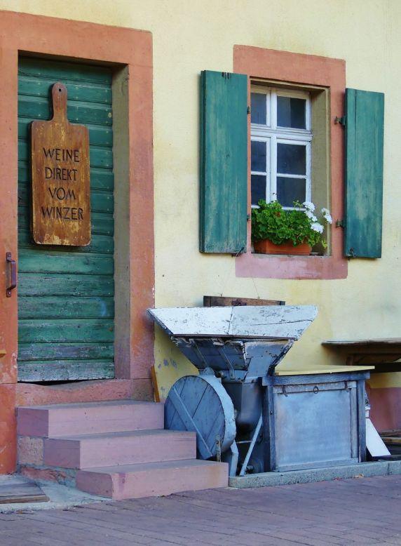 Besuch Weingut Freiherr Roeder von Diersburg