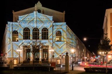 Gärtnerplatztheater Lichtwoche