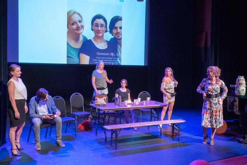 Pop-up Zang- en Theaterschool Lotte van der Kleij