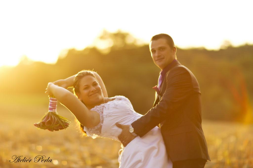 Svatební fotograf, Svatební focení