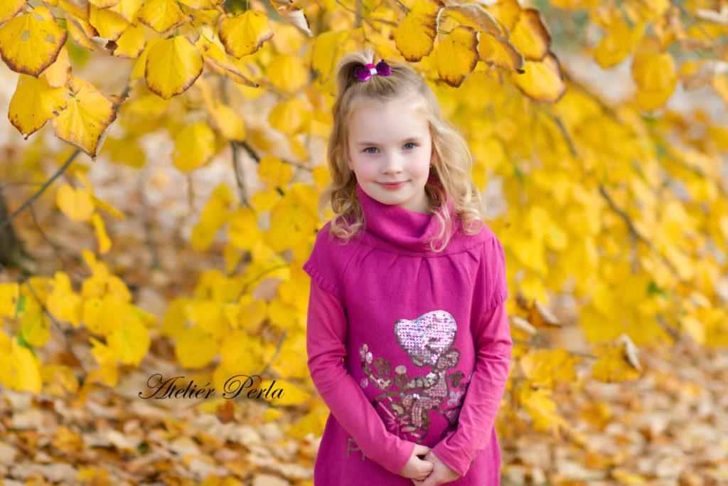 Podzimní focení dětí, Podzimní focení dětí Brno