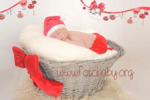Fotografías de estudio para Navidad en Granada FotoBaby Fotografa infantil bebes embarazo fotografos (3)