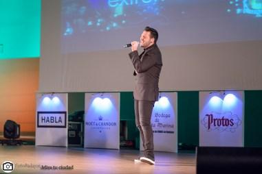 Actuación de Miguel Angel Bolaños