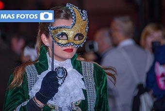 fotos de las Candelas de Santa marina del carnaval de Badajoz 2016