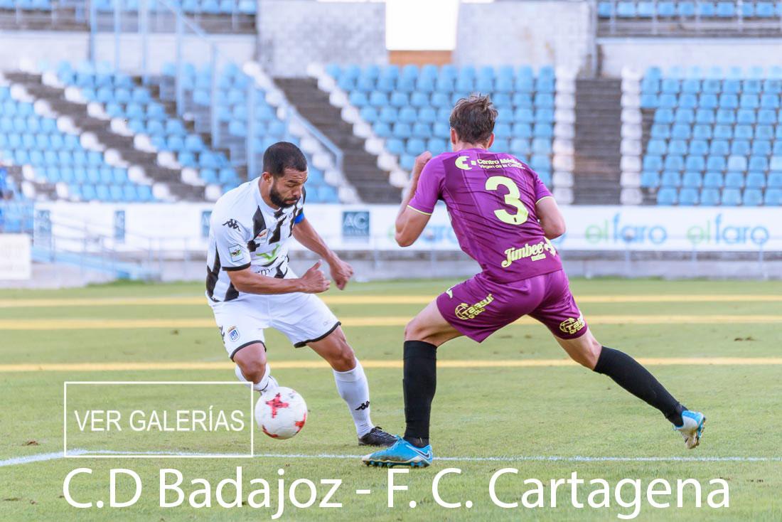CD Badajoz – FC Cartagena